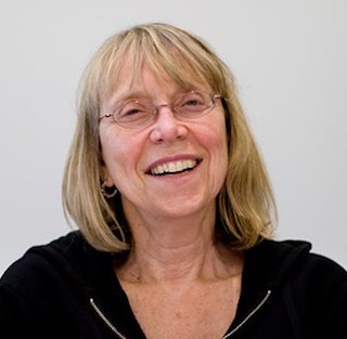 Esther Wojcicki (photo credit Joi Ito)